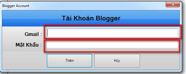 phan mem seo blogspot 3 Phần mềm đăng bài lên Blogspot – Blogger với SEO NINJA