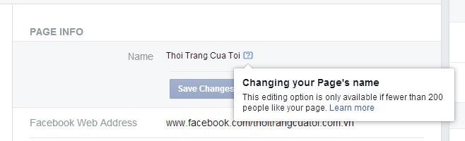 huong dan doi ten fanpage qua 200 like 2015 phan mem ninja facebook 2 Hướng dẫn đổi tên Fanpage quá 200 like 2015 Phần mềm Ninja facebook