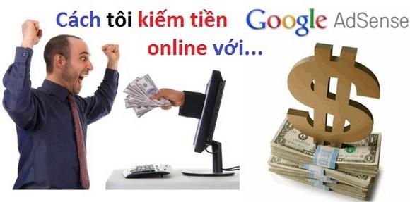 Huong dan tang thu nhap nho kiem tien truc tuyen voi Google AdSense tăng thu nhập nhờ kiếm tiền trên mạng với Google AdSense   Facebook Ninja