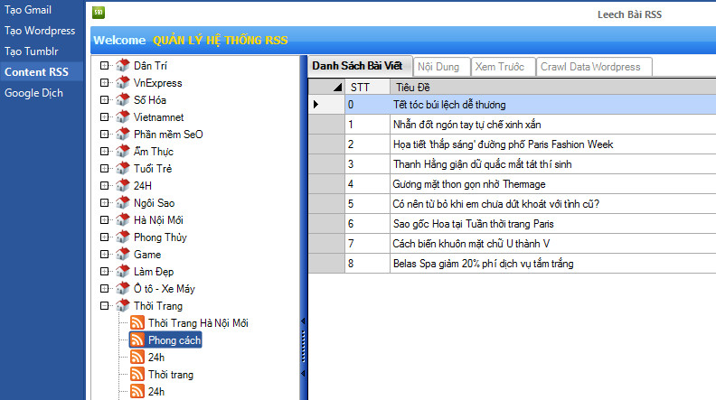 phan mem lay tin tu dong seo ninja Phần mềm seo, phần mềm đăng bài lên bloger, đăng bài lên wordpress