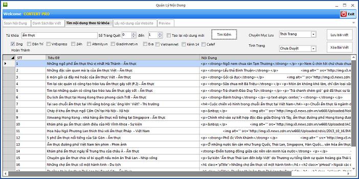 phan mem tim noi dung theo tu khoa Phần mềm seo, phần mềm đăng bài lên bloger, đăng bài lên wordpress