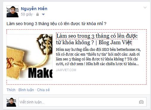 Facebook 2014 05 15 12 25 36 Facebook có ảnh hưởng nhiều tới SEO hay không ?  Facebook Ninja