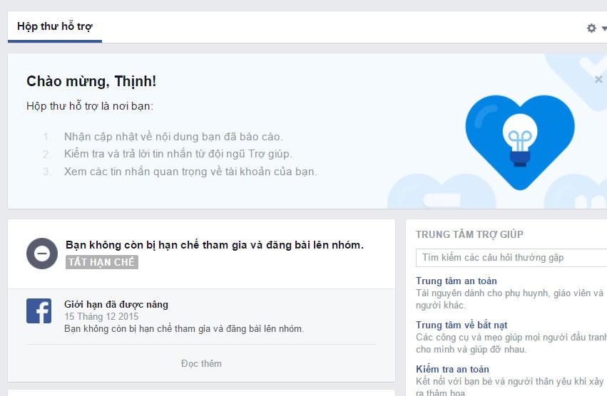 a Hướng dẫn khắc phục lỗi không tìm thấy form post khi share bài fanpage