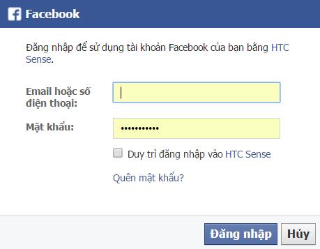 dang nhap facebook Hướng dẫn khắc phục lỗi không lấy được token trên Facebook Ninja