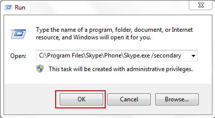 2 Ninja Facebook   Cách chat nhiều nick Skype trên cùng một máy tính