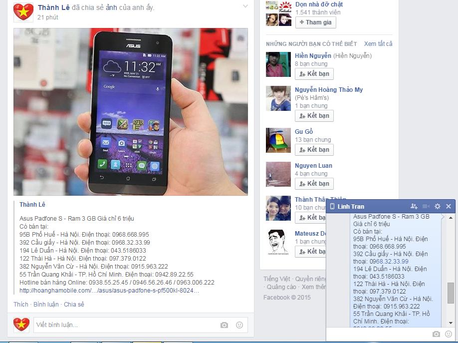 phan mem facebook ninja dang tin share livestream ban hang facebook ninjn 1 4 Facebook Ninja   Phần mềm Seo Facebook, phần mềm quảng cáo trên facebook