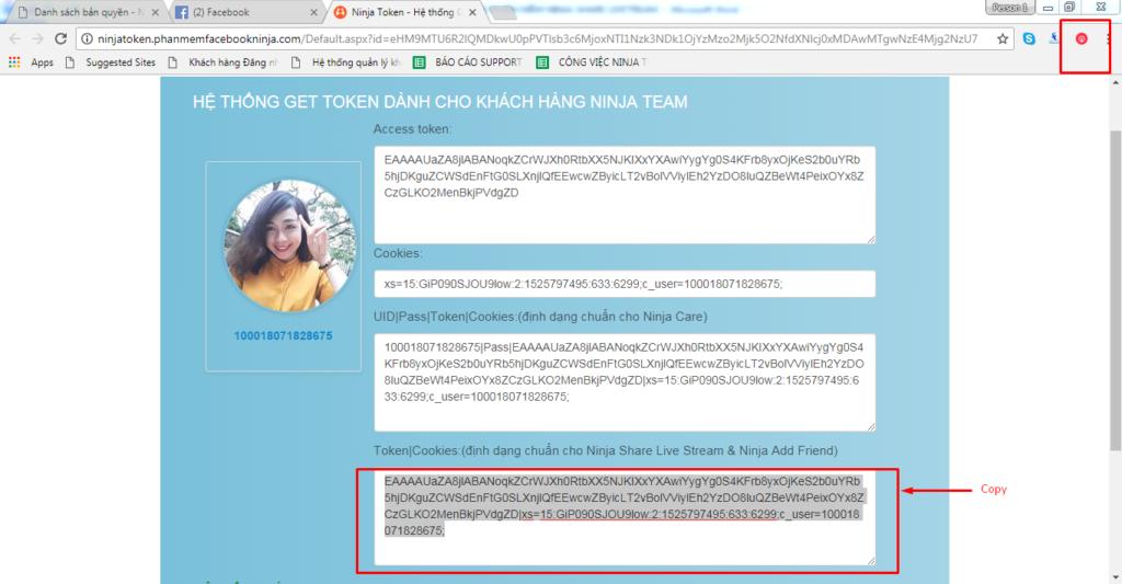 huong dan su dung phan mem ninja share livestream 6 1024x533 Hướng dẫn sử dụng phần mềm ninja share livetream
