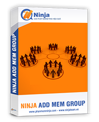 Ninja add mem group