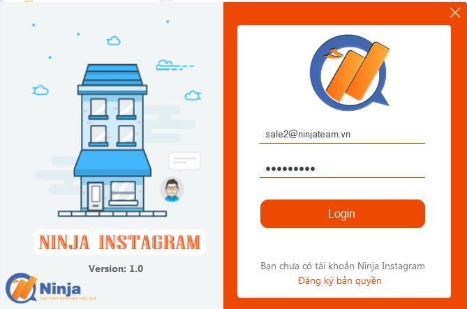 huong dan cach dung phan mem ninja instagram 1 Hướng dẫn cách dùng Phần mềm Instagram