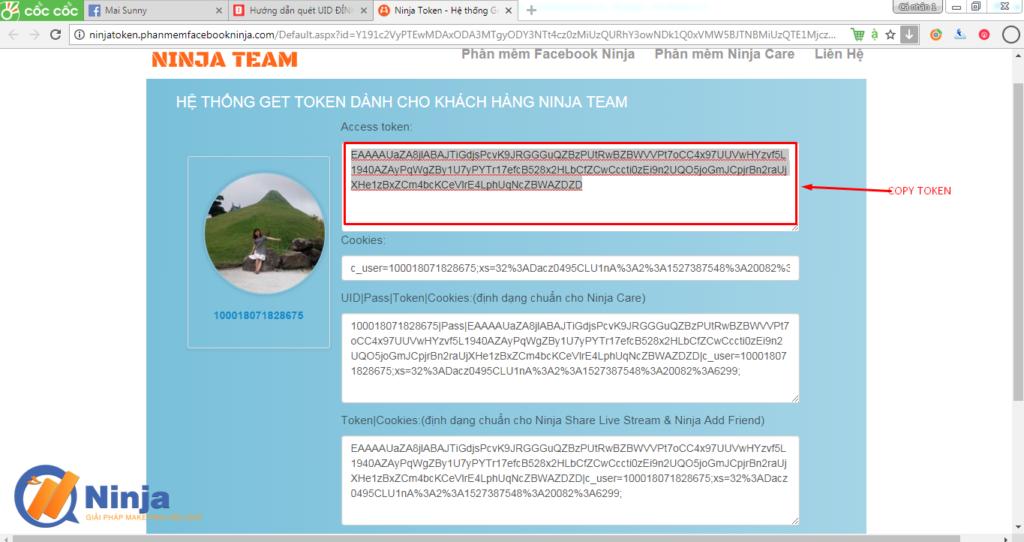 huong dan su dung ninja scan uid 4 1024x542 Scan UID và hướng dẫn sử dụng Ninja Scan UID