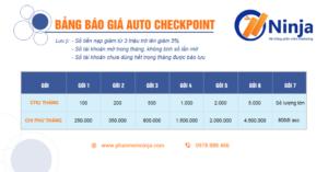 44057805 2244537562441811 7765517904455401472 n 300x157 Bảng giá auto checkpoint