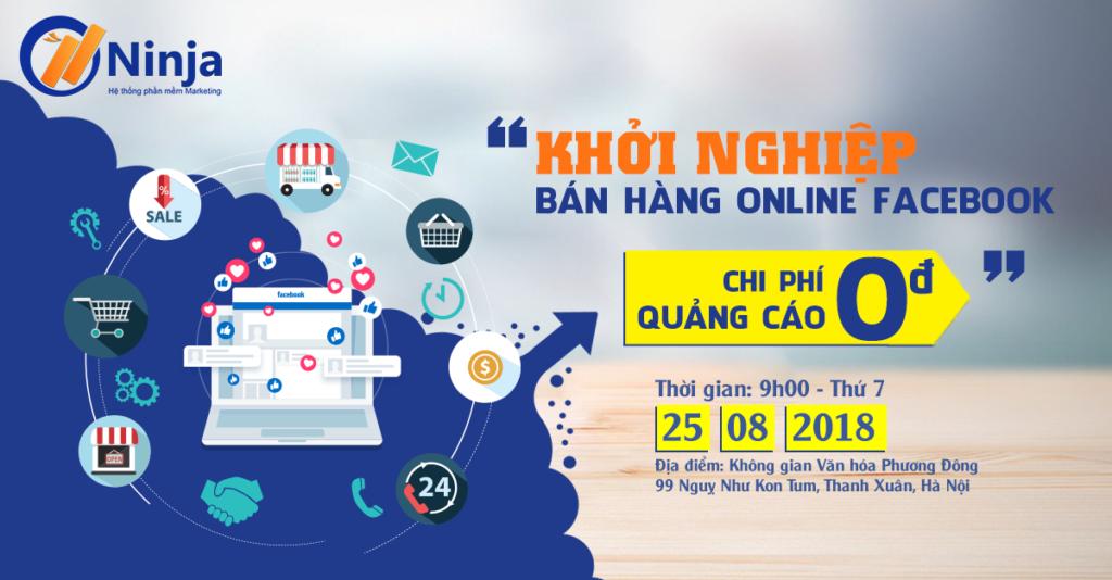 banner offline 1024x534 OFFLINE Khởi nghiệp bán hàng Online Facebook chi phí quảng cáo 0đ