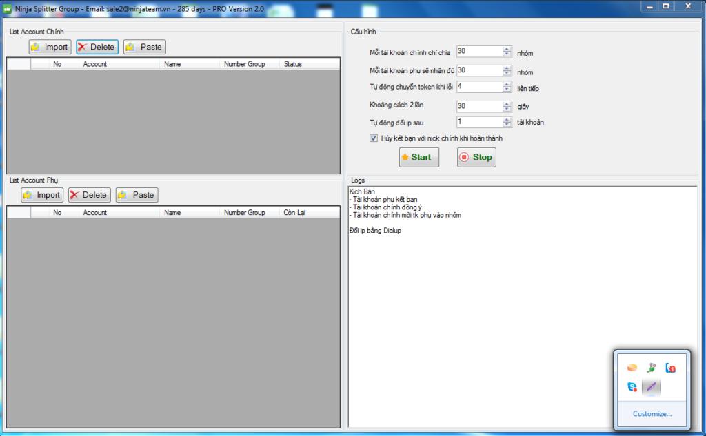image1 1024x633 Phần mềm chia nhóm Ninja Group Splitter