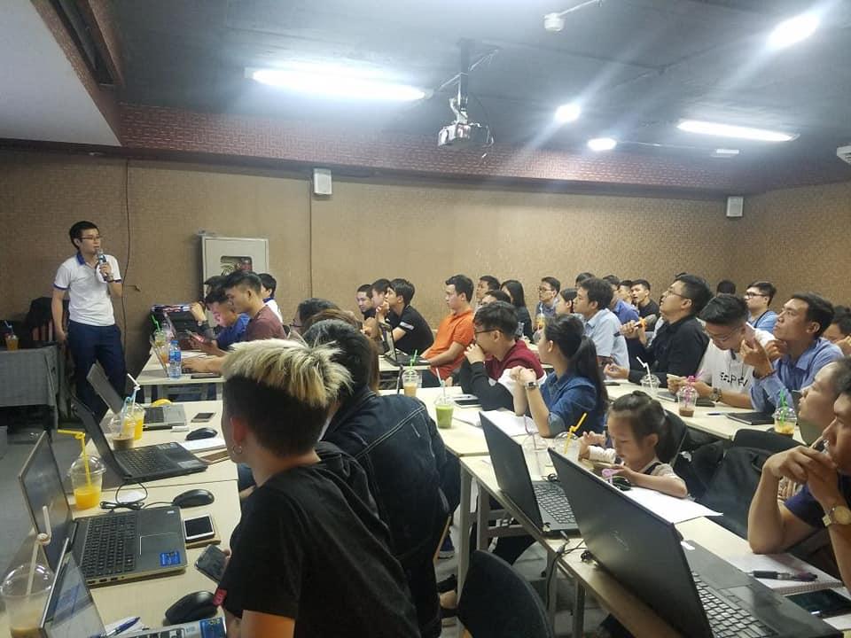 43878520 167011364237301 6118690747244871680 n Offline đào tạo sử dụng phần mềm Ninja Care