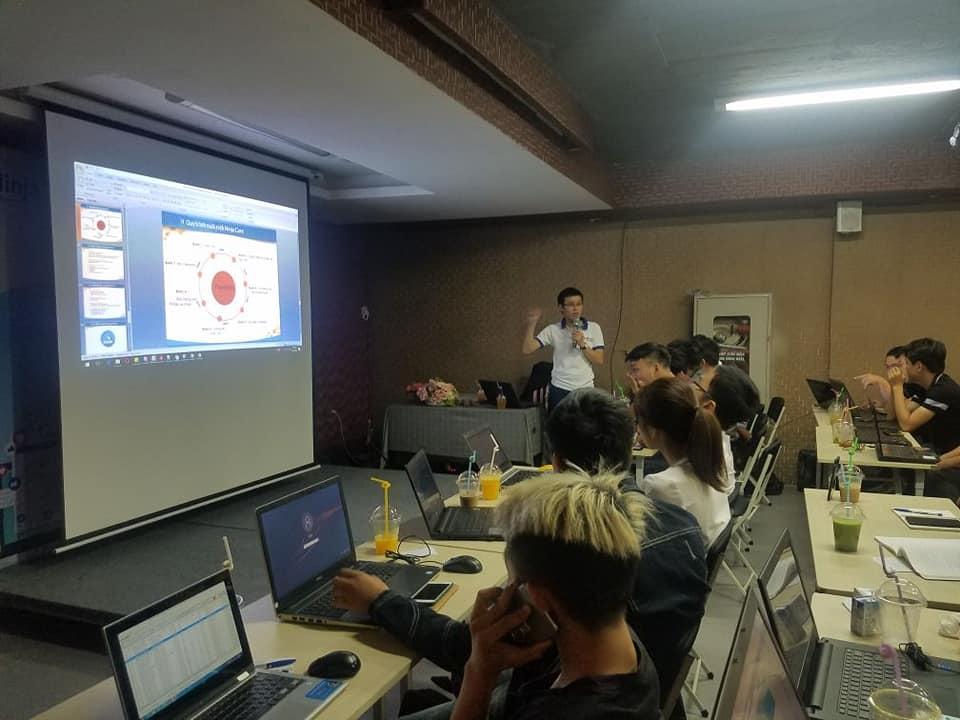 43950474 167011230903981 6070632781916930048 n Offline đào tạo sử dụng phần mềm Ninja Care