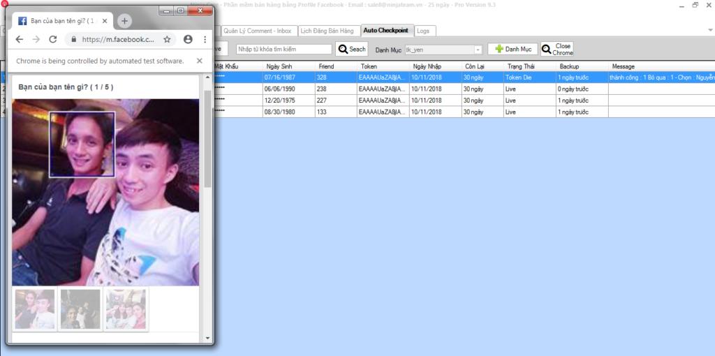 Screenshot 10 1024x510 Hướng dẫn sử dụng tính năng Auto Checkpoint trên Ninja Care