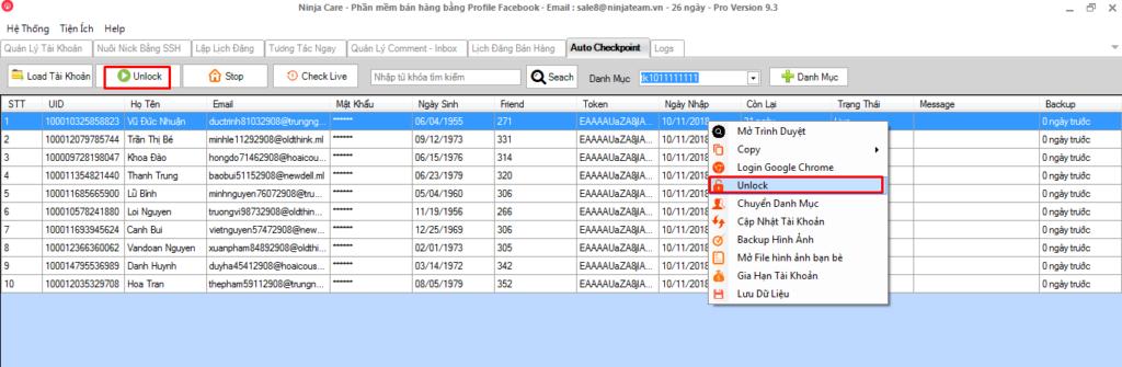 Screenshot 9 1024x335 Hướng dẫn sử dụng tính năng Auto Checkpoint trên Ninja Care