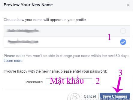 doitenfacebookcanhan4 Đổi tên Facebook cá nhân không cần chờ 60 ngày hoặc đổi quá 5 lần