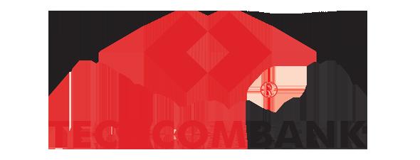 Techcombank logo Hướng dẫn mua hàng phần mềm Ninja Team