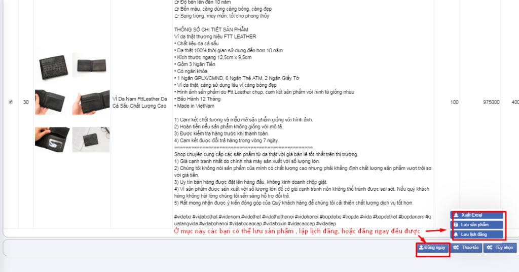 Dăng bai len nhieu shop qua link bang phan mem ninja shopee 5 1024x536 Hướng dẫn đăng sản phẩm lên nhiều shop qua link bằng Phần mềm Ninja Shopee