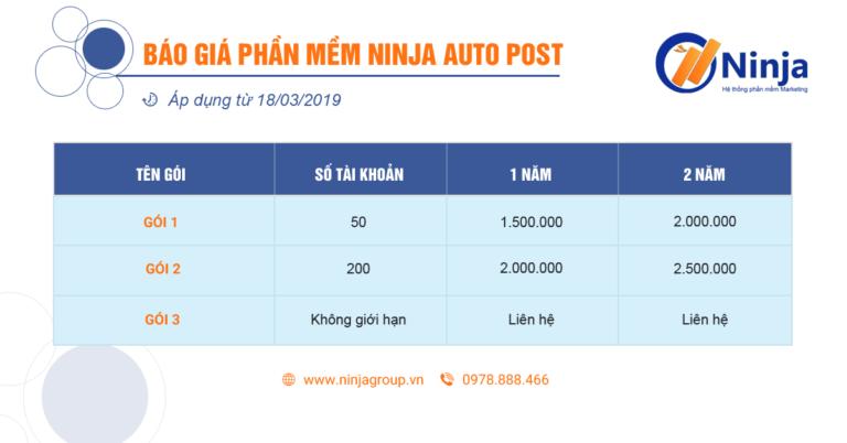 baogiaautopost 768x402 1 Hướng dẫn sử dụng phần mềm Ninja Auto Post