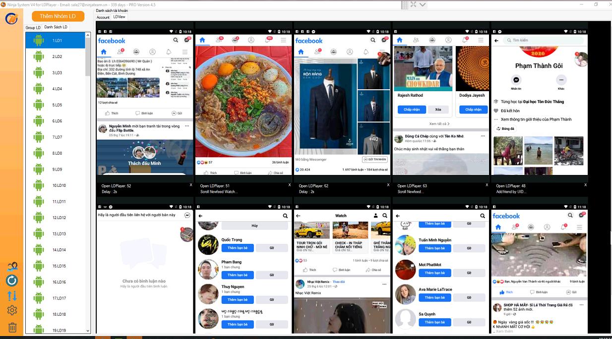 tuong tac nick facebook 3 giải pháp nuôi nick facebook 2021 chống checkpoint hiệu quả