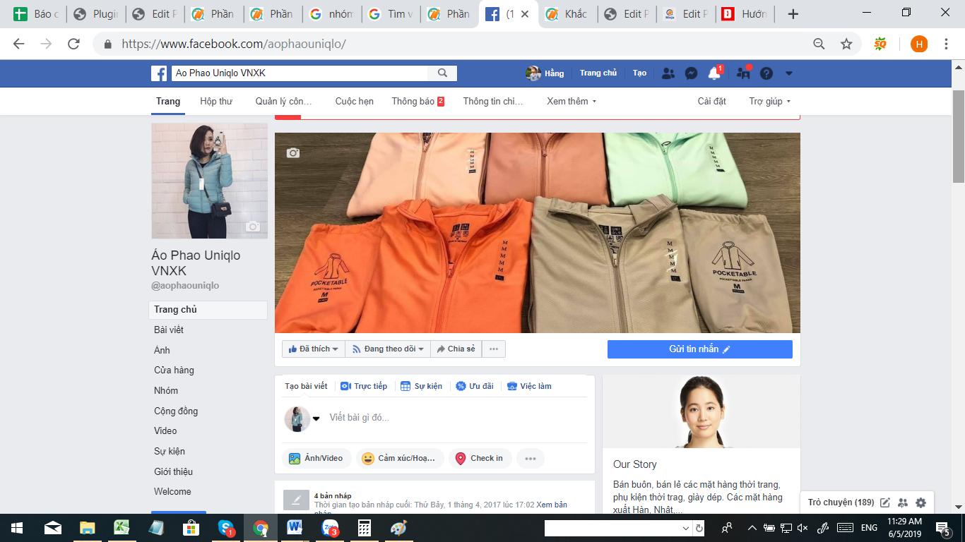 fanpage ban hang facebook Cách bán hàng Facebook online luôn đúng mọi thời đại cho người mới bắt đầu