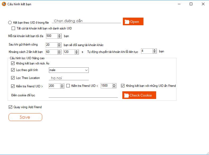 update ninja system 2.8 dong bo care 3 Phần mềm nuôi nick trên giả lập Ninja System cập nhật phiên bản 2.8