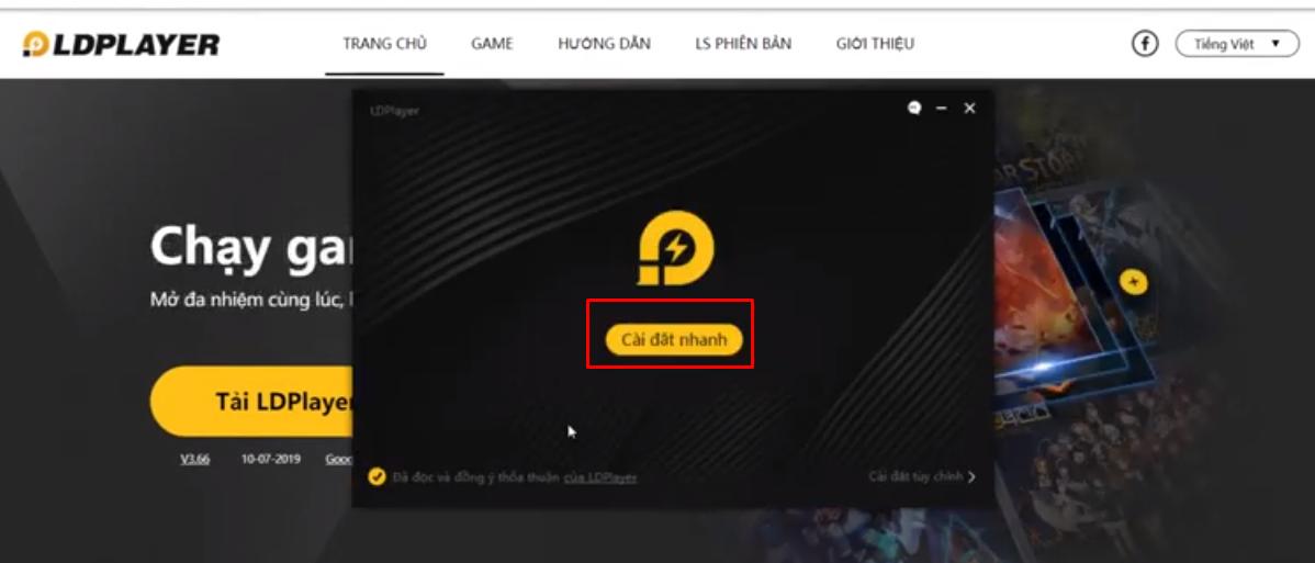 cai dat LDPlayer2 Hướng dẫn cài đặt LDPlayer để nuôi nick facebook trên giả lập Ninja System
