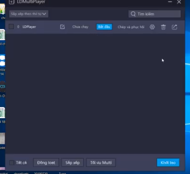 cai dat LDPlayer4 Hướng dẫn cài đặt LDPlayer để nuôi nick facebook trên giả lập Ninja System