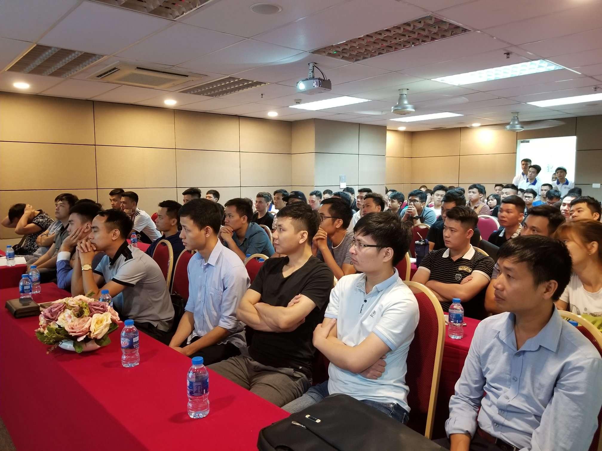 Tổng kết chương trình Offline khóa đào tạo nuôi nick mobile Ninja System