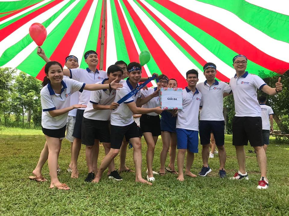 teambuilding10 Teambuilding Hành Trình Gắn Kết Anh Em Ninja 2019
