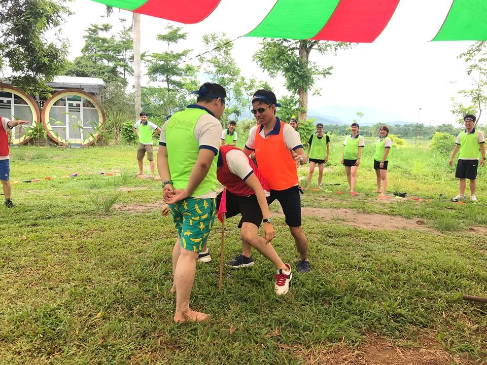 teambuilding16 Teambuilding Hành Trình Gắn Kết Anh Em Ninja 2019