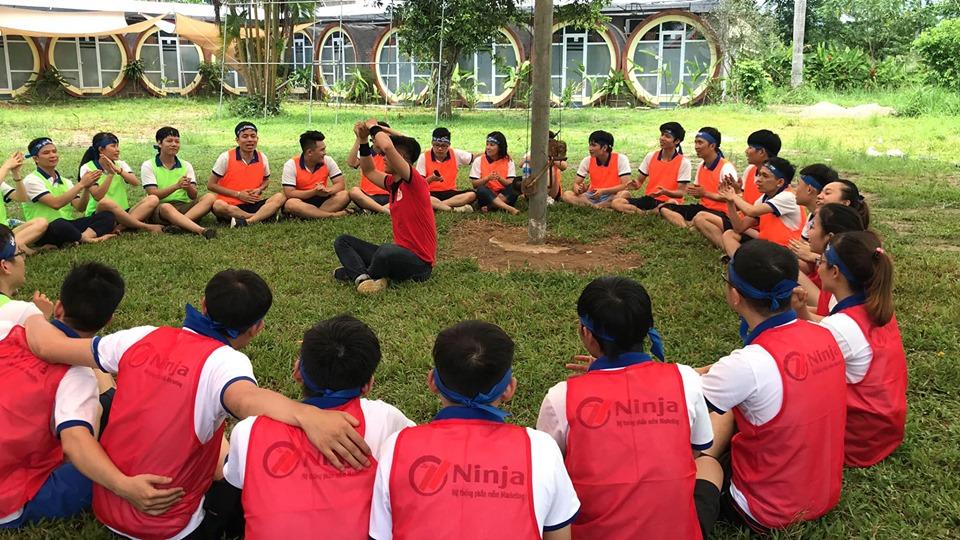 teambuilding18 Teambuilding Hành Trình Gắn Kết Anh Em Ninja 2019