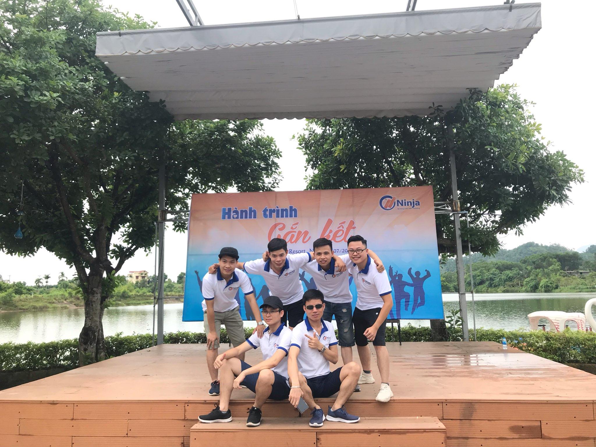 teambuilding4 Teambuilding Hành Trình Gắn Kết Anh Em Ninja 2019