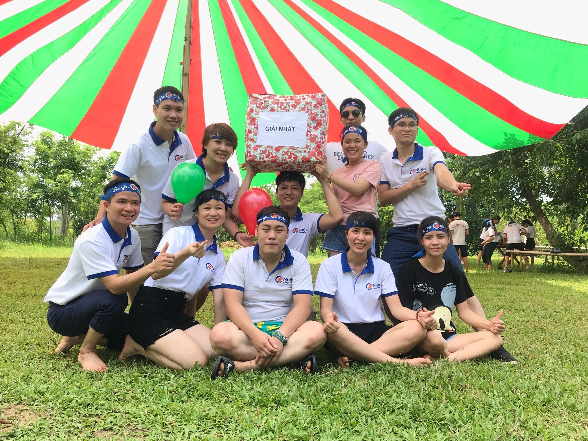 teambuilding8 Teambuilding Hành Trình Gắn Kết Anh Em Ninja 2019