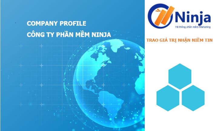 profile Giới thiệu Công ty Phần mềm Ninja