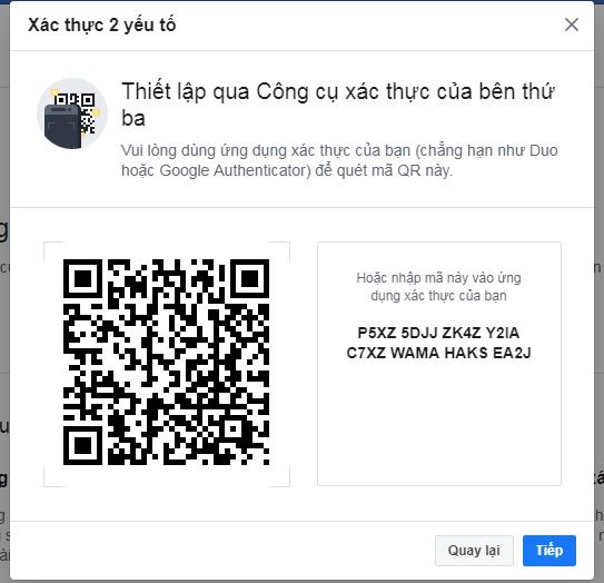 7 Hướng dẫn cài đặt và lấy mã Google Authenticator hạn chế checkpoint cho tài khoản facebook