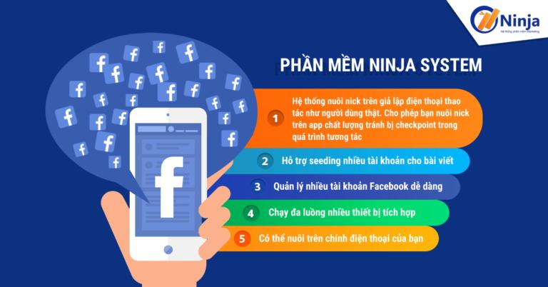 Ninja SYSTEM 5 lỗi thường gặp khi kinh doanh online trên Facebook và hướng khắc phục.