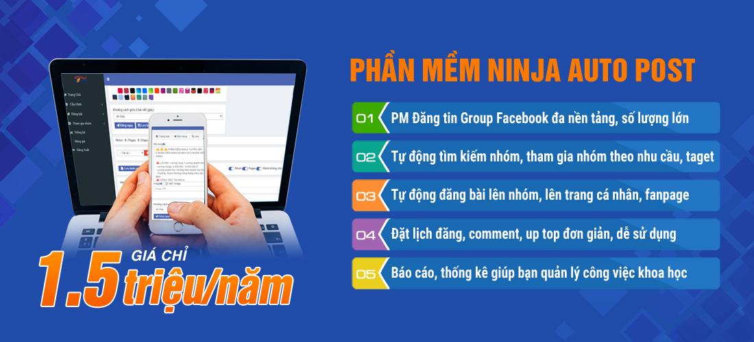 autopost Tiếp cận khách hàng tốt hơn với Ninja Auto Post khi Facebook bỏ hiển thị số Like