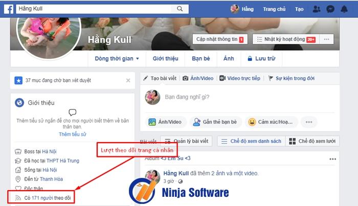 tang theo doi facebook2 Những tác hại khôn lường của việc sử dụng tăng theo dõi ảo trên facebook