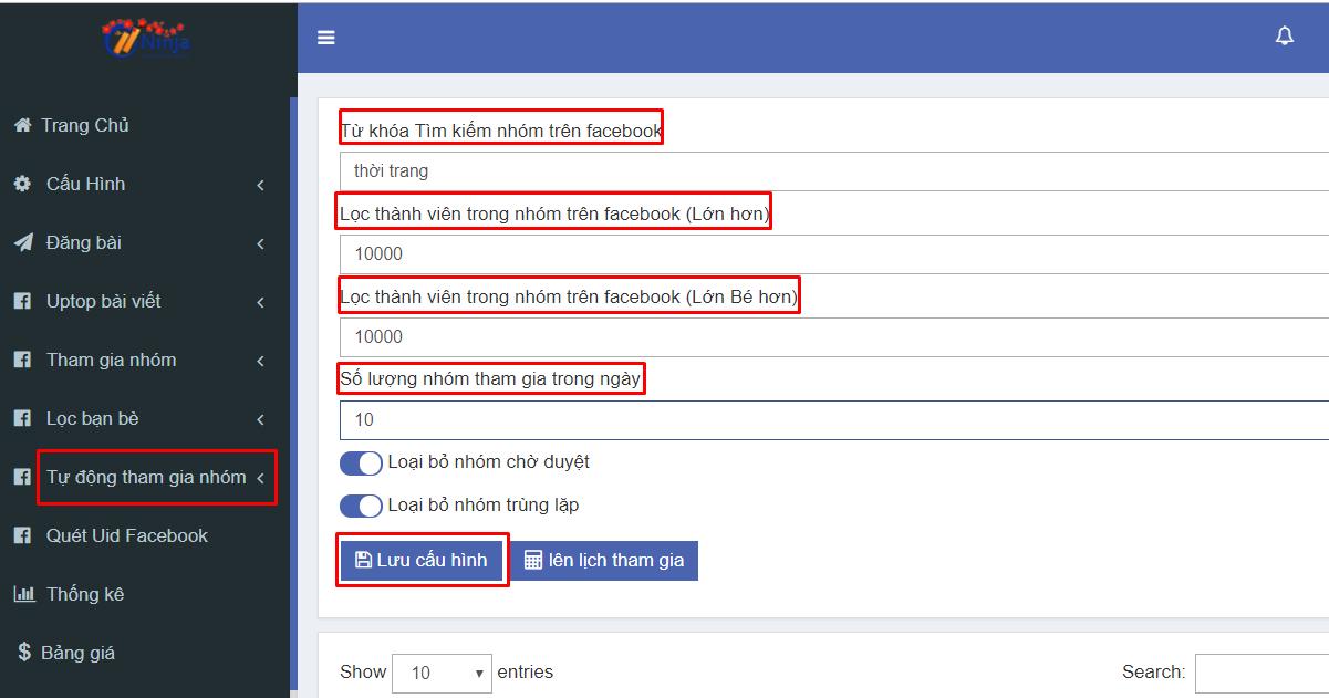 tham gia nhom tu dong ninja auto post Hướng dẫn tìm nhóm Facebook chất lượng để bán hàng online