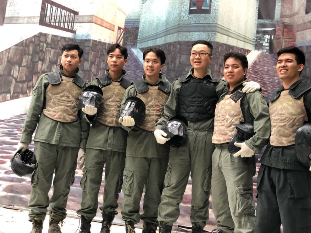 ban sung son3 1024x768 Phần mềm Ninja: Thắt chặt tinh thần đoàn kết bằng hoạt động tập thể ý nghĩa