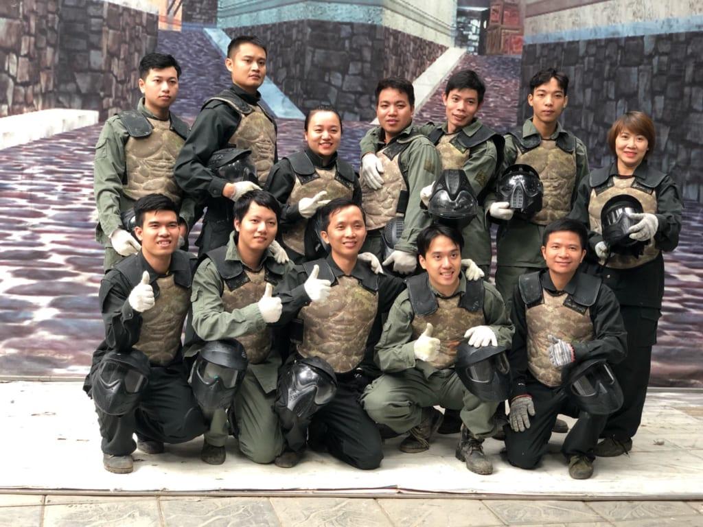 ban sung son4 1024x768 Phần mềm Ninja: Thắt chặt tinh thần đoàn kết bằng hoạt động tập thể ý nghĩa