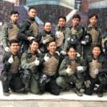 ban sung son4 150x150 Trải nghiệm Bắn súng sơn nâng cao tinh thần đồng đội