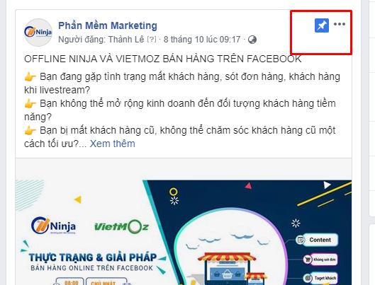 offline Ninja 8 tuyệt chiêu thu hút khách hàng tiềm năng trên Facebook bạn đã biết?
