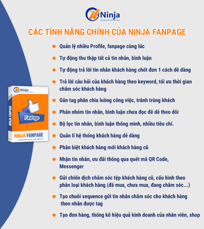 tinhnangdaydu ninjafanpage e1568274528335 1 (Tiếp theo) 30 cách tiếp cận khách hàng tiềm năng bạn không nên bỏ lỡ