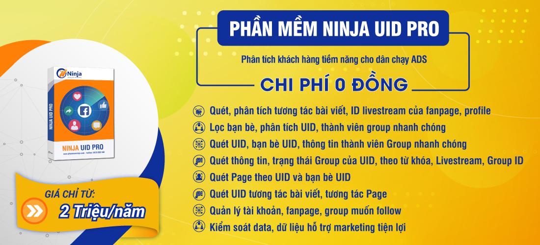 22 9 2020 banner UID PRO 1100x500 1 Khách hàng tiềm năng ở đâu   bật mí cho người bán hàng facebook phần1