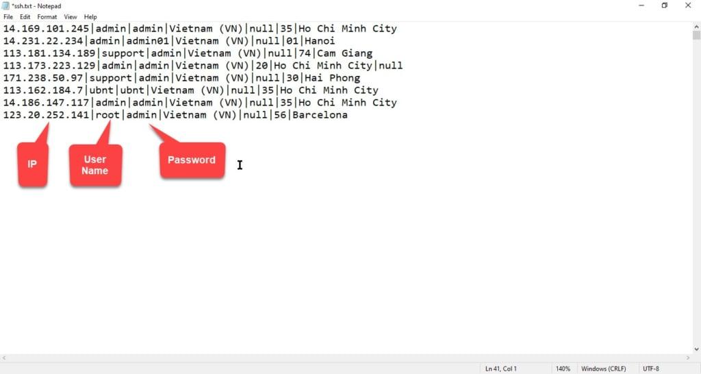 huong dan ssh 1024x546 Hướng dẫn Nuôi tài khoản Facebook bằng SSH trong Phần mềm Ninja Care