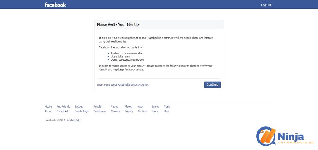 mo checkpoin tai khoan facebook 6 1024x482 1024x482 Mẹo mở khóa checkpoint Facebook dễ dàng với Ninja Care
